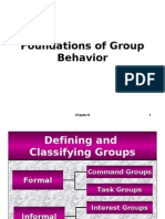 Group Behavior(3)
