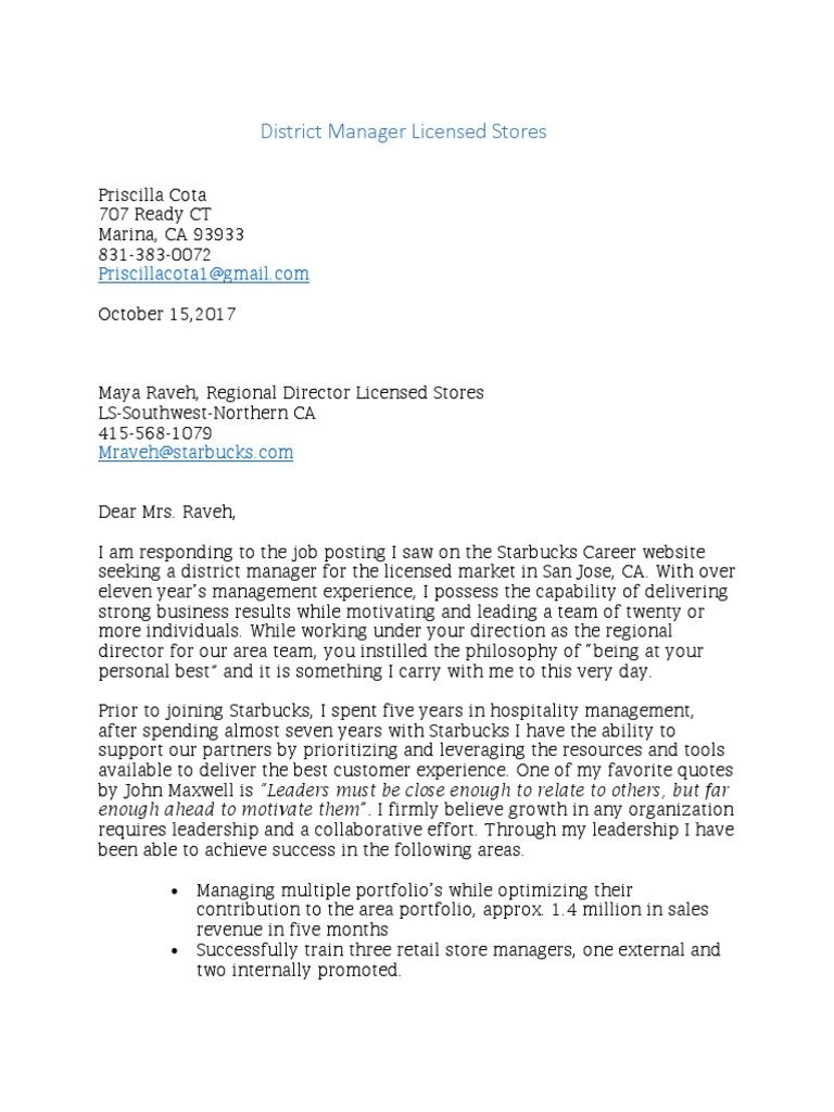 pcota cover letter