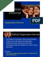 03-Tugas Contoh Organisasi Informal [Compatibility Mode]