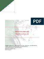 Manual Técnico Motor 4G52