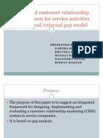 Our Crm Paper Presentation