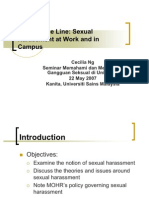 Sexual Harassment (Lec USM)