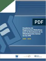 Cuaderno de Sugerencias Didacticas
