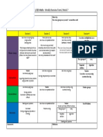 planning document multiplication differentiated