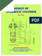 Design of Hydraulic Cylinder
