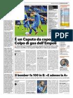 La Gazzetta dello Sport 25-10-2017 - Serie B - Pag.1