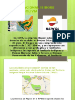PARQUE NACIONAL ISIBORE SECURE – BOLIVIA (exposicion evaluacion ambiental).pptx