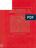 Theory, Measurement and Interpretation of Well Logs Zaki Bassiouni