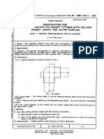 IS 7834 PART-3-1987 PVC Socket Fittings With Solvant Cement Joints for Water Supply (1998).pdf