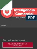 Inteligencia Comercial UCA