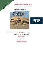 Monografia Del Matrato Animal
