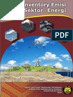 Content Data Inventory Emisi Grk Sektor Energi