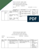 Planificaciòn Microcurrilar Del 17 Al 21 de Marzo Del 2014.