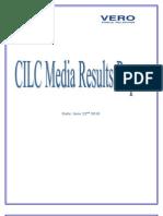 Cempaka Media Results Report
