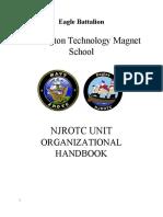 wash tech njrotc handbook 2017-2018