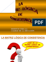 2. LA MATRIZ DE CONSISTENCIA. 2016.ppt