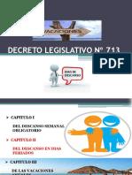 Decreto Legislativo Nº 713