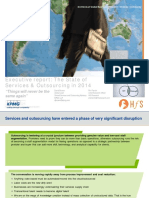 State of Outsourcing 2014 Exec Findings Hfs
