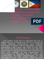 Digital Story to Teaching Short Stories