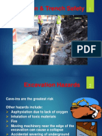 Excavation Trench Safety