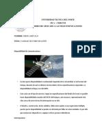Comunicación Satelital_calidad de Comunicacion
