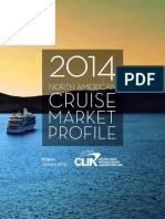North American Cruise Market Profile 2014