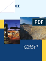 CYANEX for Selective Extraction of Ni and Co
