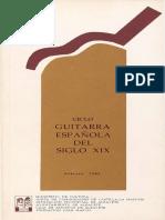 Guitarra Barroca, Revisar