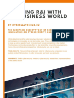 Bridging R&I With the Business World (8)