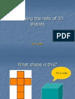 3d Shapes Nets