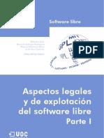 Aspectos Legales Del Software Libre 1 (UOC)