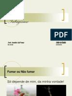 Tabagismo 2017 Escola Secundária Raul Proença