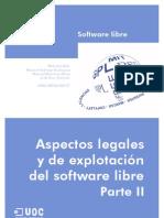 Aspectos Legales Del Software Libre 2 (UOC)