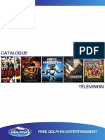 Catalogue de films