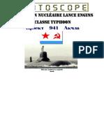 Doc SSBN Classe Typhoon