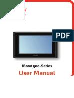 Manual MioMoov 500