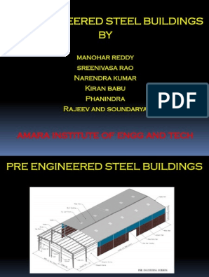 Design Of Peb Structure Framing Construction Structural Steel