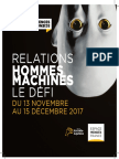 Relations homme-machines