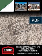 Echo Prestress Brochure1