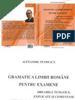 Al. Petricica Vol. II