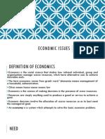 Economic Issues Chp 1