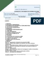 Pp-1en-00041-0 Identificação, Apropriação e Tratamento de Anomalia de Sms