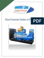 Diesel Generator Dealers