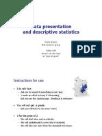 20101006 Data Presentation