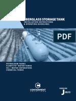 LIT FS Tank Installation Instructions