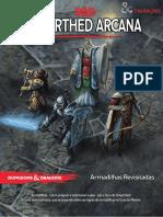 D&D 5E - Unearthed Arcana - Armadilhas Revisitadas - Biblioteca Élfica (1)