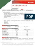 Cepsa Platinum 5w30 Dpf Rev1