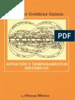 GOLDARAZ GAINZA, J. - Afinación y temperamentos históricos.pdf
