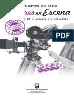 Igualdad Muestra de Cine Folleto