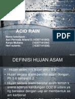 Tugas Kimling Acid Rain 3